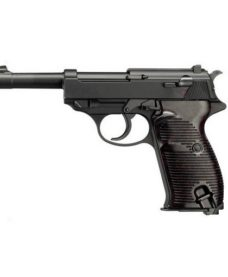 Walther P38 Noir GBB