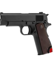WE 1911 1943 BK Full Métal GBB