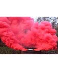 Fumigene Rouge Enola Gaye 4e Gen