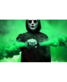 Fumigene Vert Enola Gaye 4e Gen