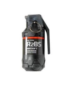 Grenade Airsoft R2BS Evo Taginn (Rouge)
