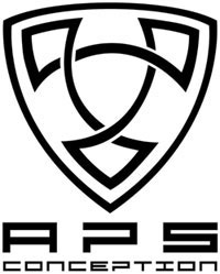 logo APS airsoft