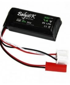 Batterie Gear Box Balistik Li-Po 7.4V 300 mAh