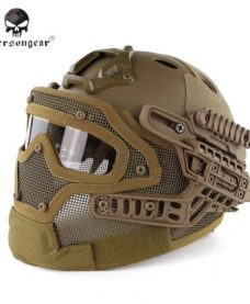 casque-airsoft-emerson-g4-pj-integral+grille-coyote-4