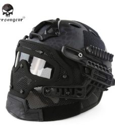 casque-airsoft-emerson-g4-pj-integral+grille-kryptek-typhoon-4