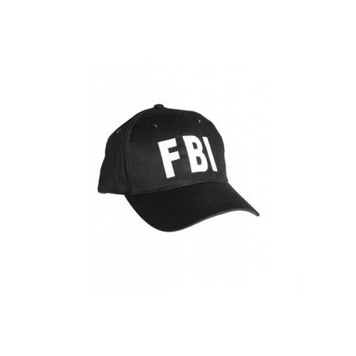 Casquette FBI Airsoft