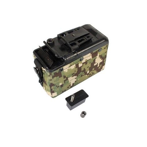 Chargeur Ammo box M249 1200 billes Classic Army