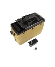 Chargeur M249 Classic Army Ammo box Tan