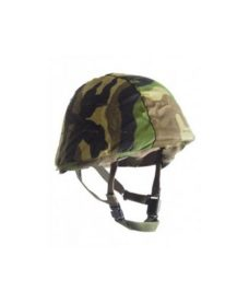 Couvre casque Airsoft Woodland Taille L