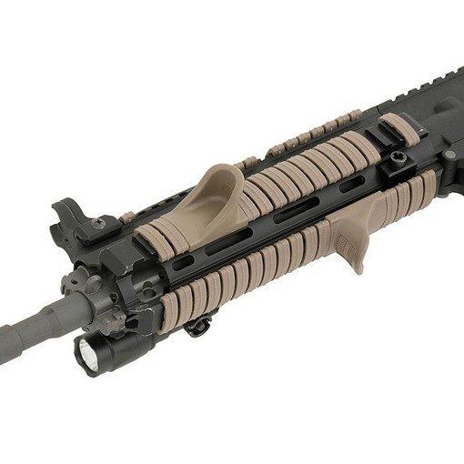 Couvre Rail RIS Type Larue - Coyote Tan