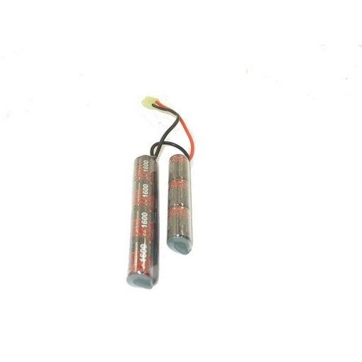 EP Batterie Nimh 8.4V 1600mAh double stick