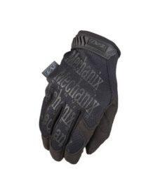 Gants airsoft Mechanix Original Covert (Noir)