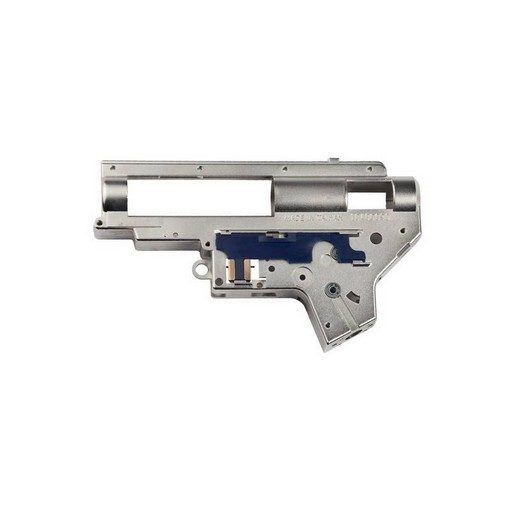 Gearbox shell incl. bearings v2