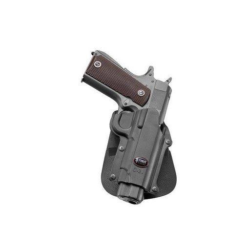 Holster pistolet 1911 - Fobus C-21 Paddle (sans rail)