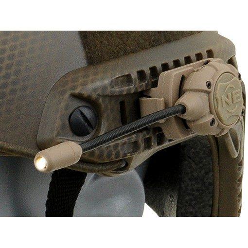 Lampe de casque Night Evolution Mod3 Tan