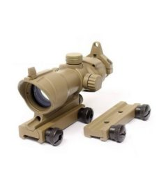 Lunette ACOG Tan point Rouge / Vert