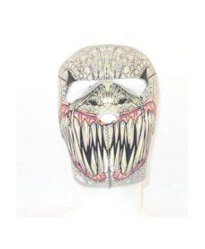 Masque Airsoft intégral Zombie