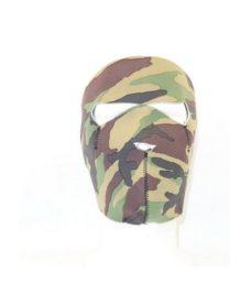Masque néopréne intégral camo Airsoft