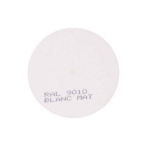 Peinture militaire 400ml Blanc mat