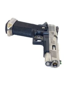 Pistolet WE Hi-Capa 5.1 Silver T-Rex GBB