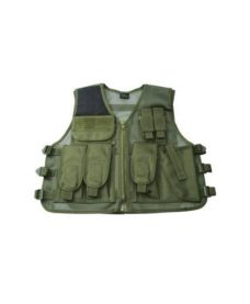 Veste Airsoft tactique Recon Verte (taille unique)