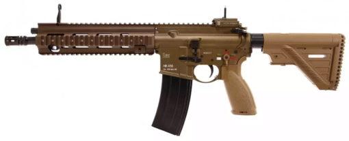HK416 A5 GBB Tan VFC Full metal