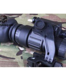 AN/PVS 14 vision nocturne Airsoft casque ou rail