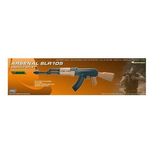Arsenal SLR105 DLV Pack complet ASG