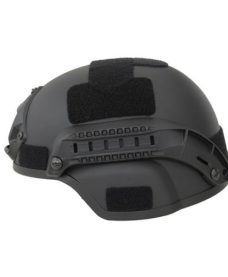 Casque SpecOps Airsoft Type MICH Rails et Support Cam