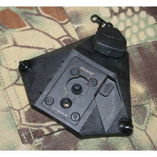 Ceinture airsoft multicam Gunfighter XL