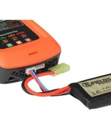 Chargeur de batteries Airsoft LIPO LIFE NIMH 25W 3A