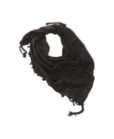 Echarpe Shemagh Airsoft Noir