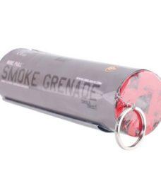 Fumigène airsoft noir 3e génération à goupille
