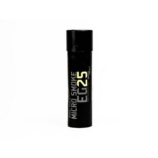 Fumigène jaune EG25 à goupille (boite de 10)