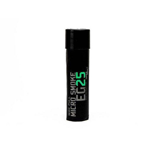 Fumigène vert EG25 à goupille (boite de 10)