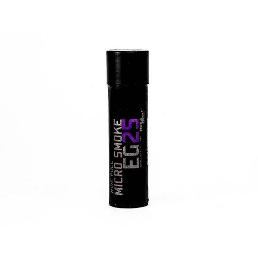 Fumigène violet EG25 Violet à goupille (boite de 10)
