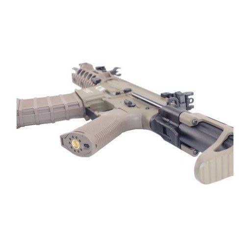 Fusil AR4-SBR ECU AEG Dark Earth