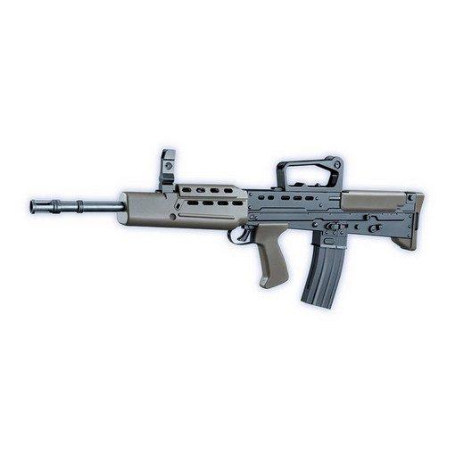 Fusil L85-A1 Bullpup Noir OD Airsoft
