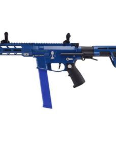 Fusil X9 NEMESIS Bleu Full Métal ECU AEG Classic Army