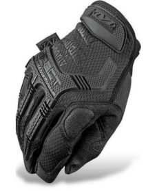 Gants Airsoft Mechanix M-Pact Covert Noir M