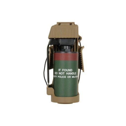 Grenade airsoft type MK13 Flashbang Coyote