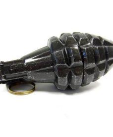 Grenade factice MK2 USA Métal