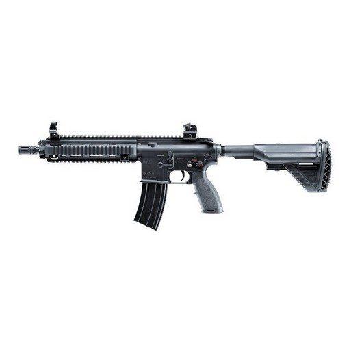 HK416D AEG CQB V2 Noir Full Métal