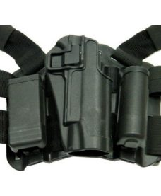Holster Cuisse CQC Rigide 1911 droitier