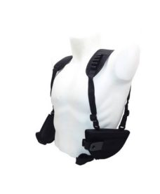 Holster d'épaule revolver airsoft universel