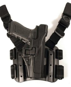 Holster Glock CQC type Serpa Level 3 droitier