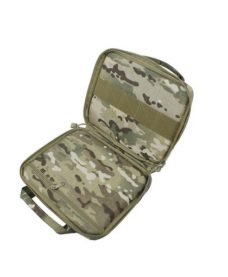 Housse 2 pistolets airsoft Multicam
