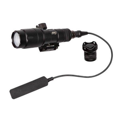 Lampe airsoft tactique 280-320 lumens Noir