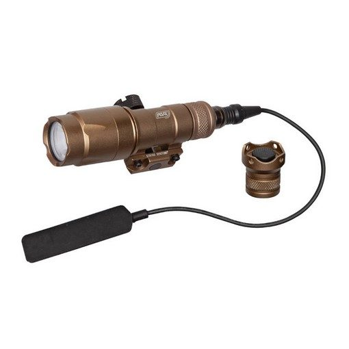 Lampe airsoft tactique 280-320 lumens tan