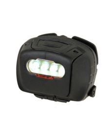 Lampe airsoft Tactique 4 Leds Molle-Casque-Tete